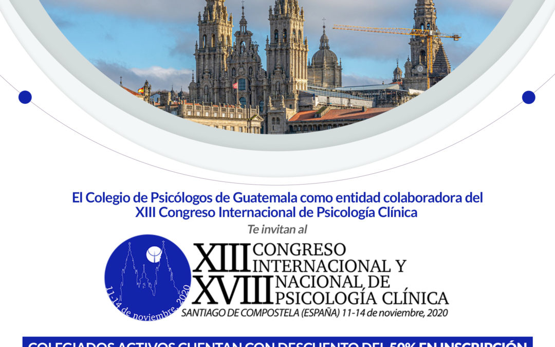 XIII Congreso Internacional de Psicología Clínica